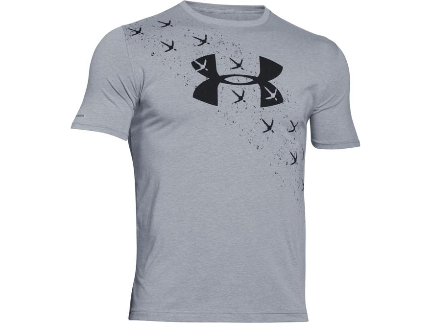 Under Armour Men's UA Turkey Trax T-Shirt Short Sleeve Charged Cotton Blend
