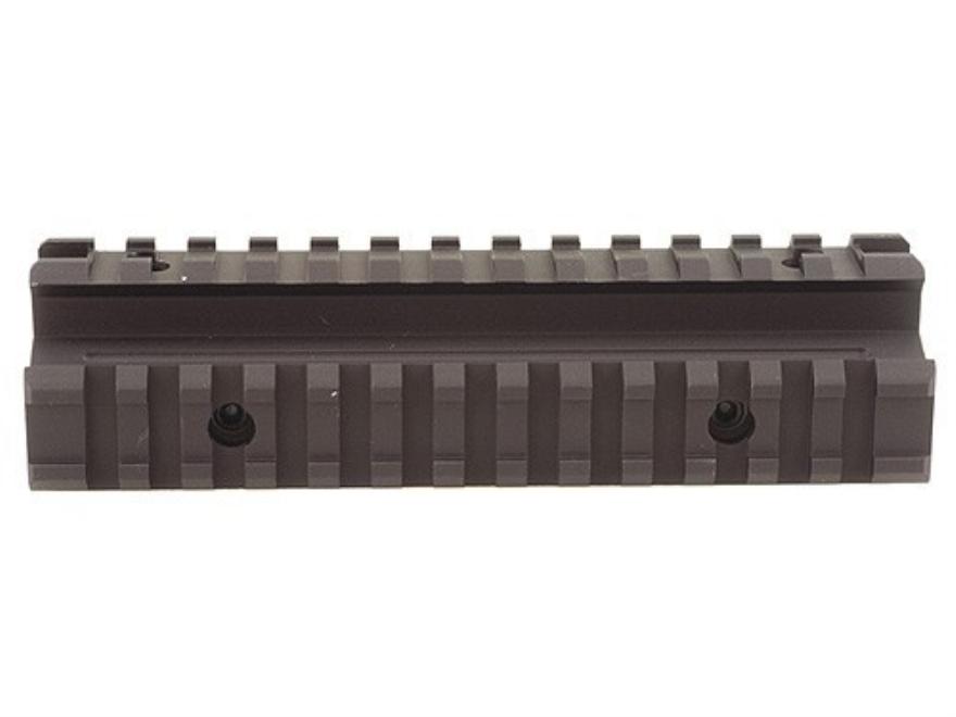 Weaver Tri-Rail System Scope Base AR-15 Flat-Top Matte