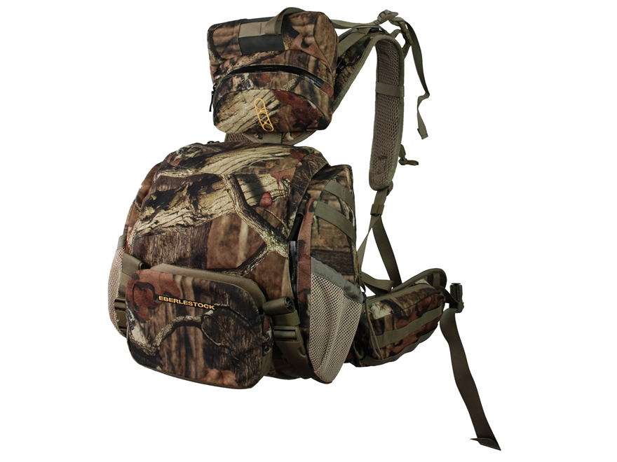 Eberlestock G29 Tailhook Backpack NT-7 and Nylon Mossy Oak Break-Up Infinity Camo