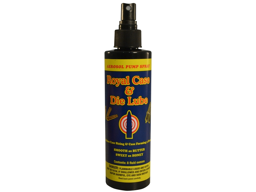 Sharp Shoot R Royal Case Sizing Lube 8 oz Pump Spray