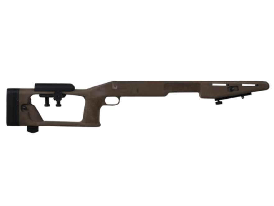 Choate Sniper Custom Rifle Stock Remington 700 BDL Short Action with Adjustable Length ...