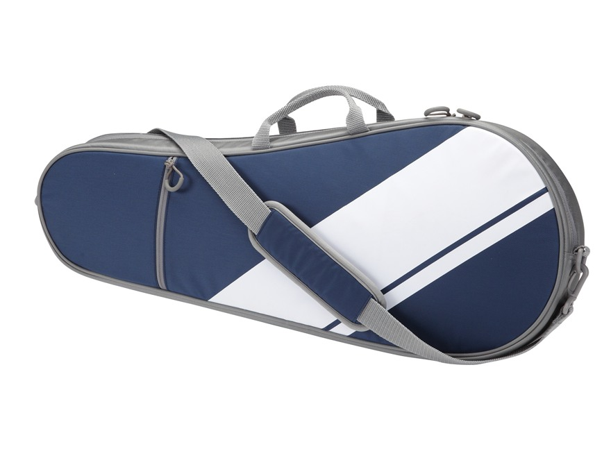 BLACKHAWK! Diversion Racquet Rifle Case Nylon Gray and Blue