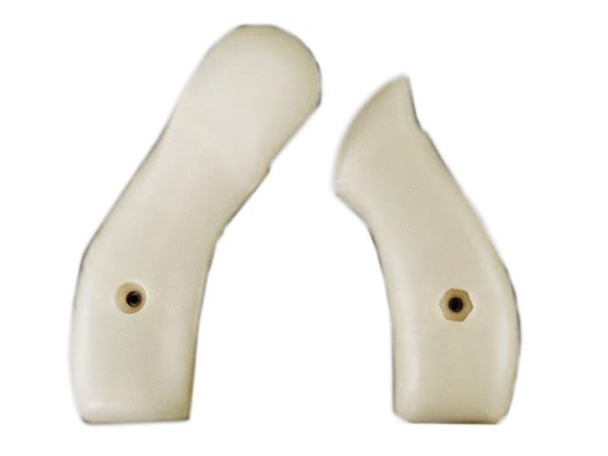 Barami Hip-Grip S&W J-Frame Round Butt Polymer White