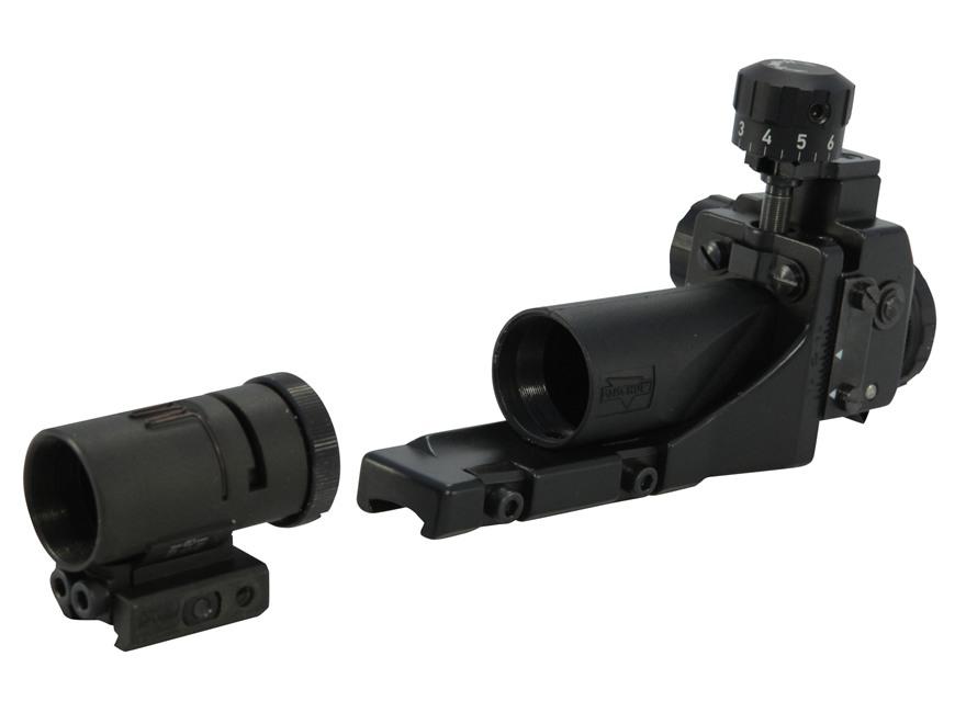 Anschutz Sight Set Target Micrometer Anschutz 22 Long Rifle