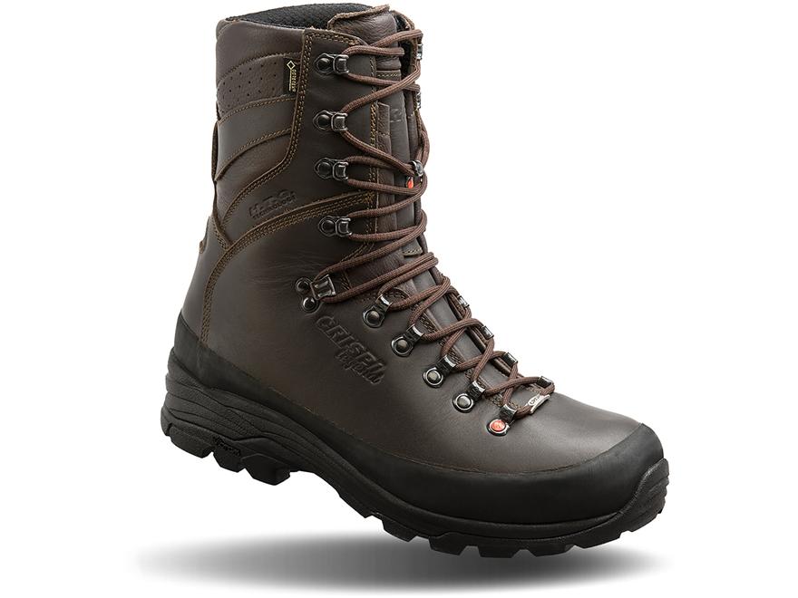 "Crispi Wild Rock GTX 10"" Waterproof GORE-TEX 400 Gram Primaloft Insulated Hunting Boots..."