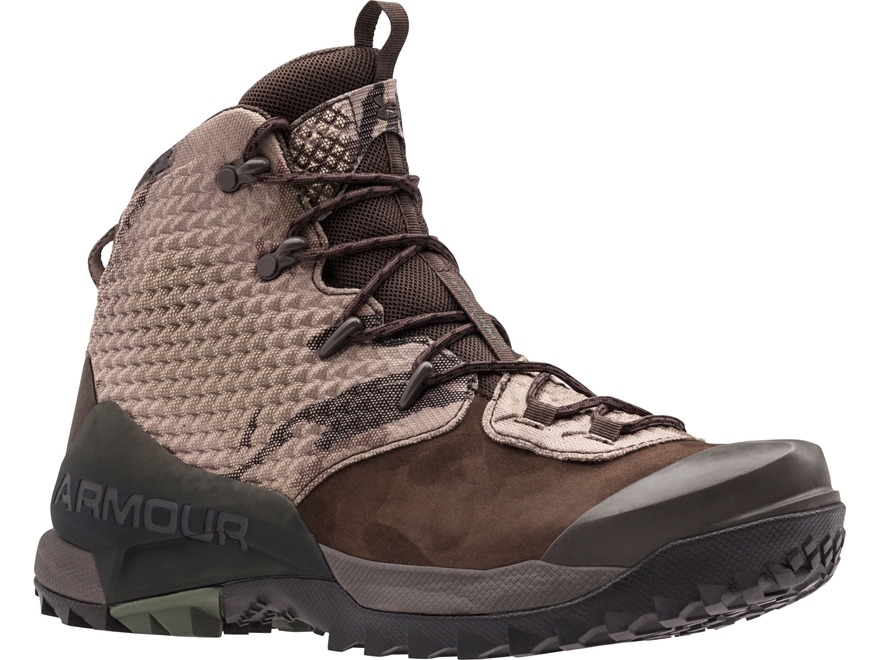 "Under Armour UA Infil Hike GORE-TEX 6"" Waterproof Hiking Boots Leather Men's"