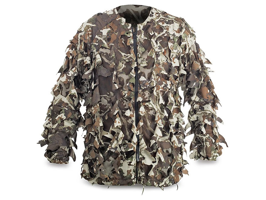 First Lite Men's Phantom 3D Leafy Jacket Polyester