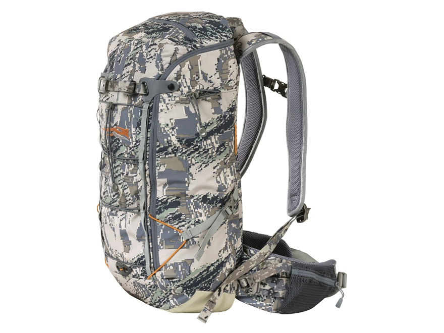 Sitka Gear Ascent 12 Backpack Polyester Gore Optifade Open Country Camo