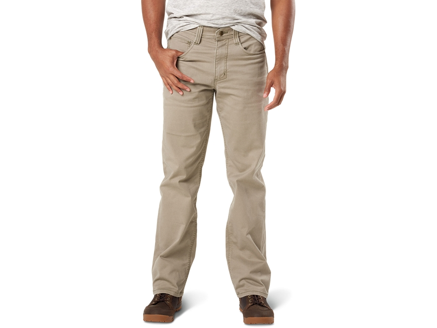 5.11 Men's Defender-Flex Tactical Pants Cotton/Polyester Blend