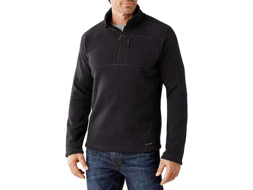 SmartWool Men's Echo Lake Half Zip Jacket Merino Wool