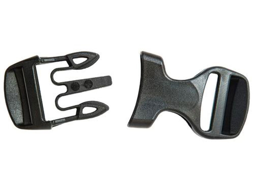 Gear Aid Dual Adjust Side Release Replacement Buckle