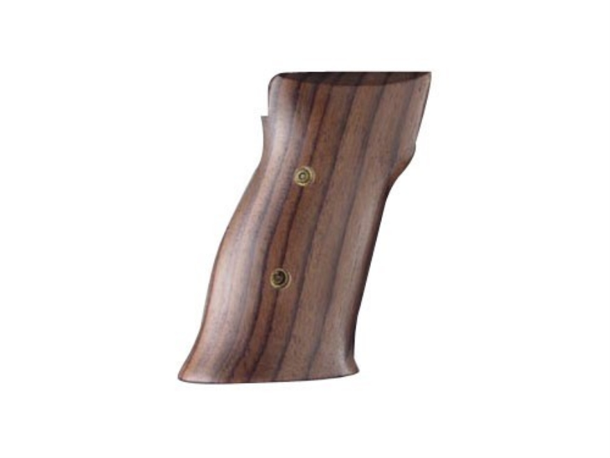 Hogue Fancy Hardwood Grips S&W 41 Rosewood