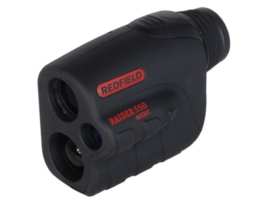 Redfield Raider 550 Laser Rangefinder Metric 6x Black