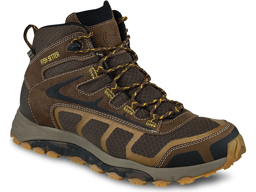 "Irish Setter Drifter 6"" Waterproof Hiking Boots Leather/Nylon Men's"