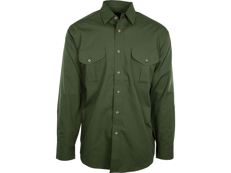 MidwayUSA Men's Safari Long Sleeve Shirt