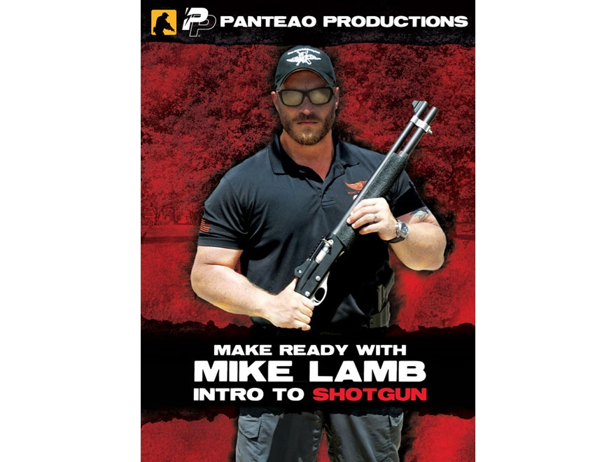 "Panteao ""Make Ready with Mike Lamb: Shotgun"" DVD"