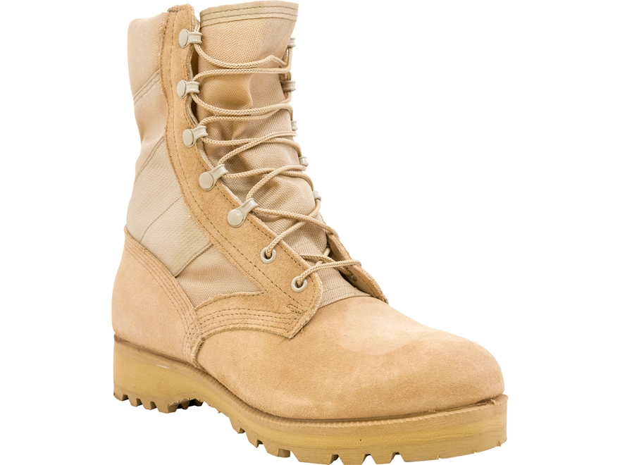 Surplus Warm Weather Combat Boot Tan
