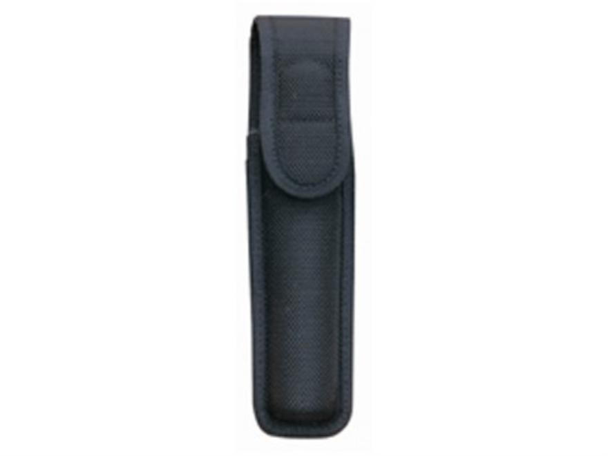 Bianchi 7311 Compact Light Holder Large Hidden Snap Closure Nylon Black
