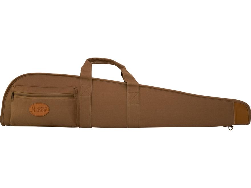 MidwayUSA Deluxe Cotton Canvas Shotgun/Rifle Case