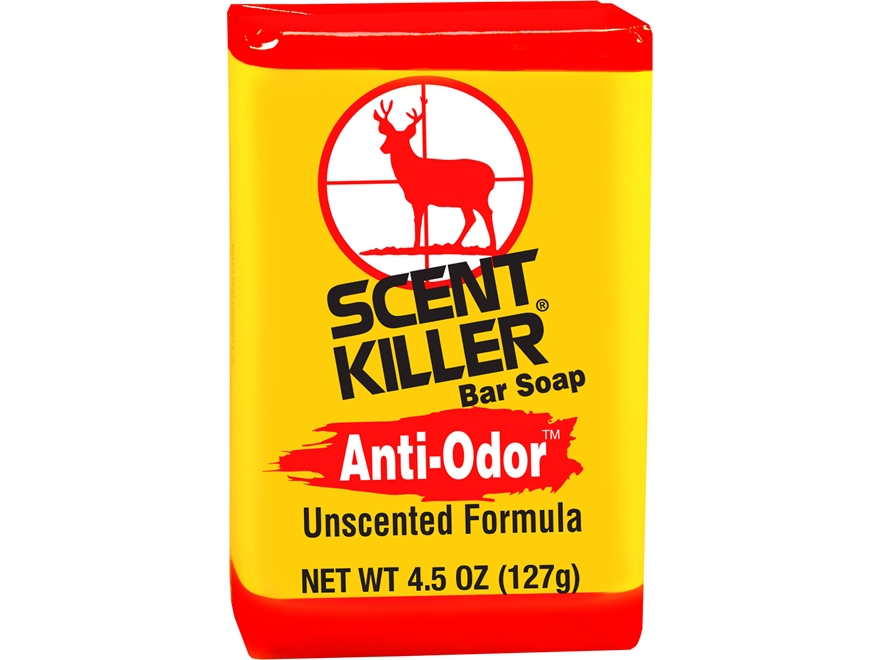 Wildlife Research Center Scent Killer Scent Elimination Bar Soap 4.5 oz