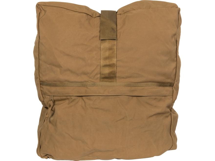 Military Surplus Full Spectrum Battle Equipment (FSBE) Kit Bag Coyote