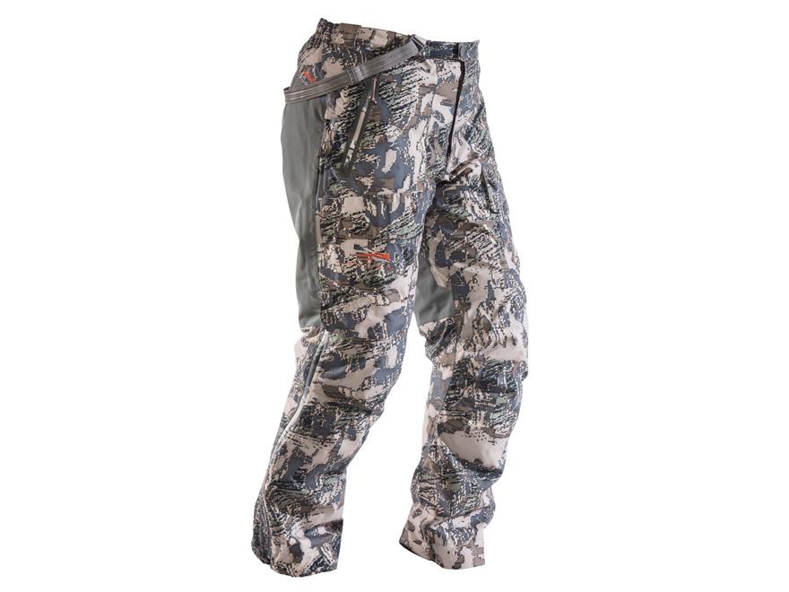 Sitka Gear Men's Blizzard Waterproof Insulated Bib Pants Polyester