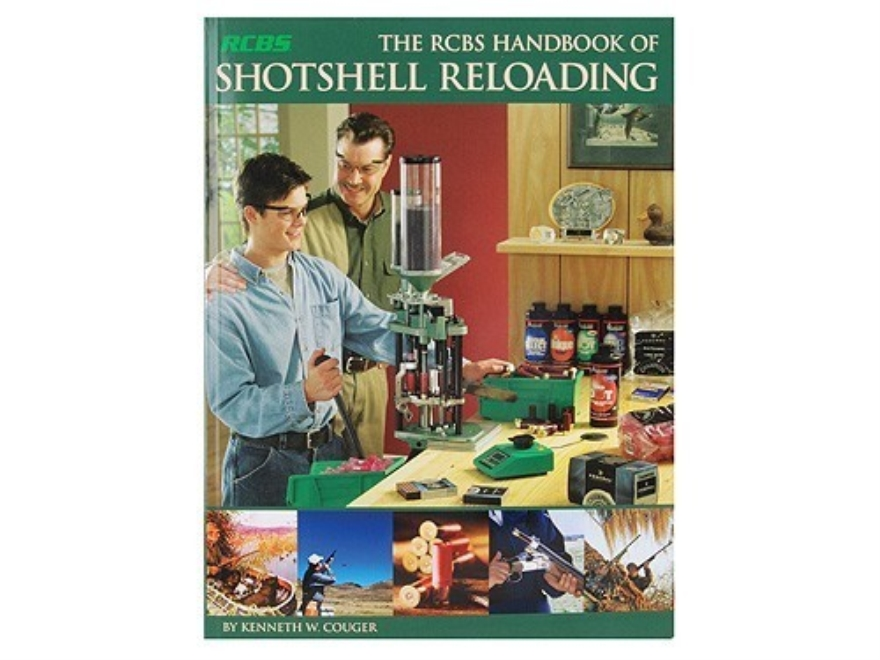 "RCBS ""Handbook of Shotshell Reloading"" Reloading Manual"