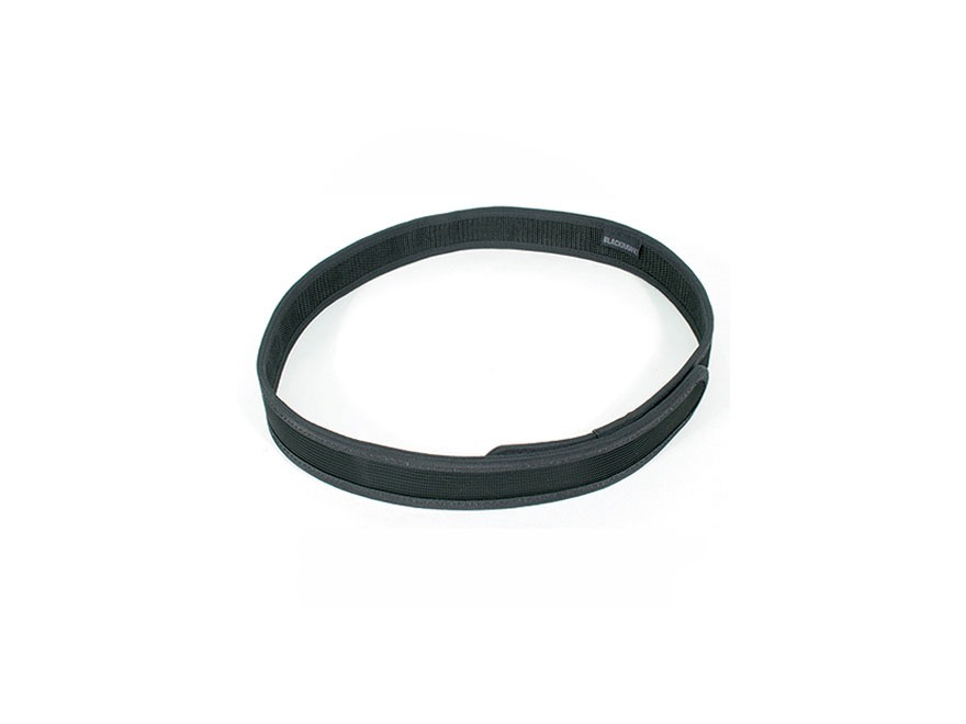 "BLACKHAWK! Inner Trouser Belt 1-1/2"" Nylon Black"