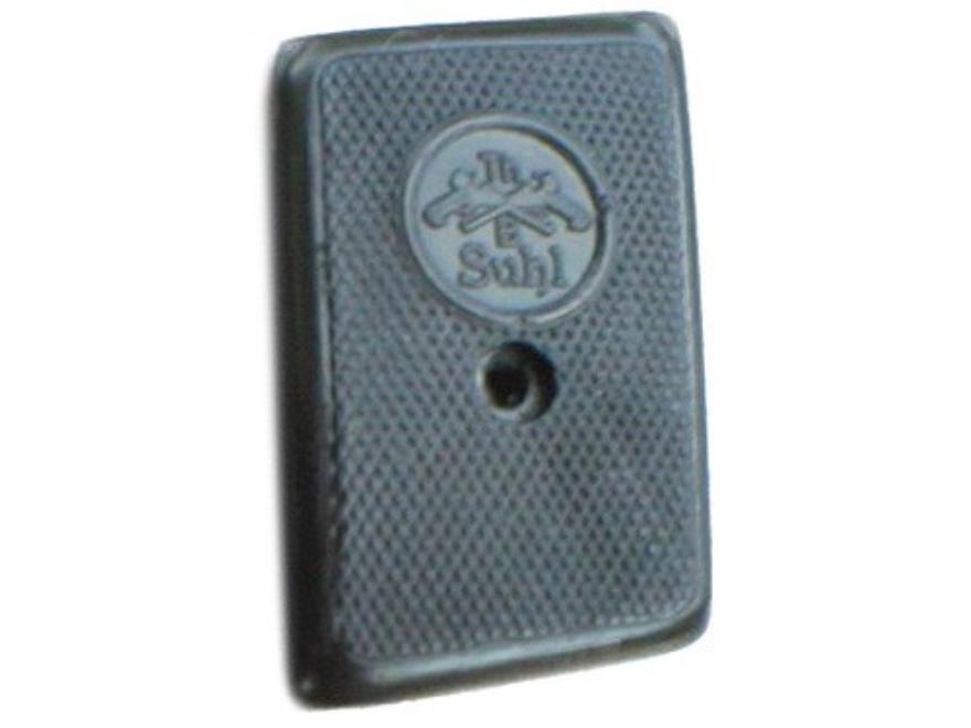 Vintage Gun Grips Bergmann Erben 1 Liliput Polymer Black