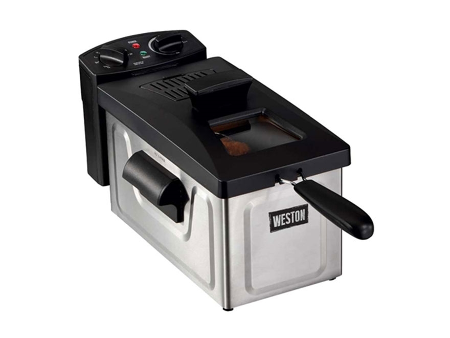 Weston 8-Cup Deep Fryer