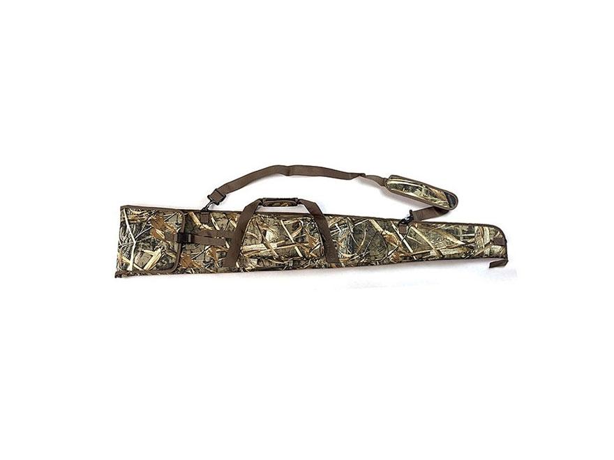 "Beretta Waterfowler Shotgun Case 52"" Nylon Realtree MAX-5"