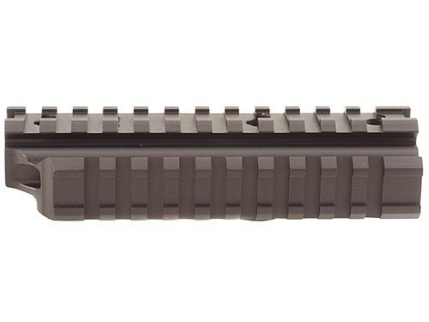 Weaver Tri-Rail System Scope Base AR-15 Carry Handle Matte