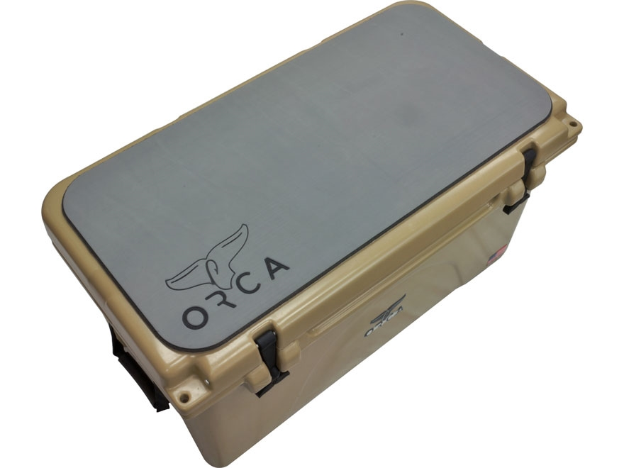 Orca Slip Resistant Cooler Pad Gray
