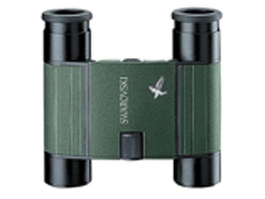 Swarovski Pocket Binocular 8x 20mm Roof Prism Green