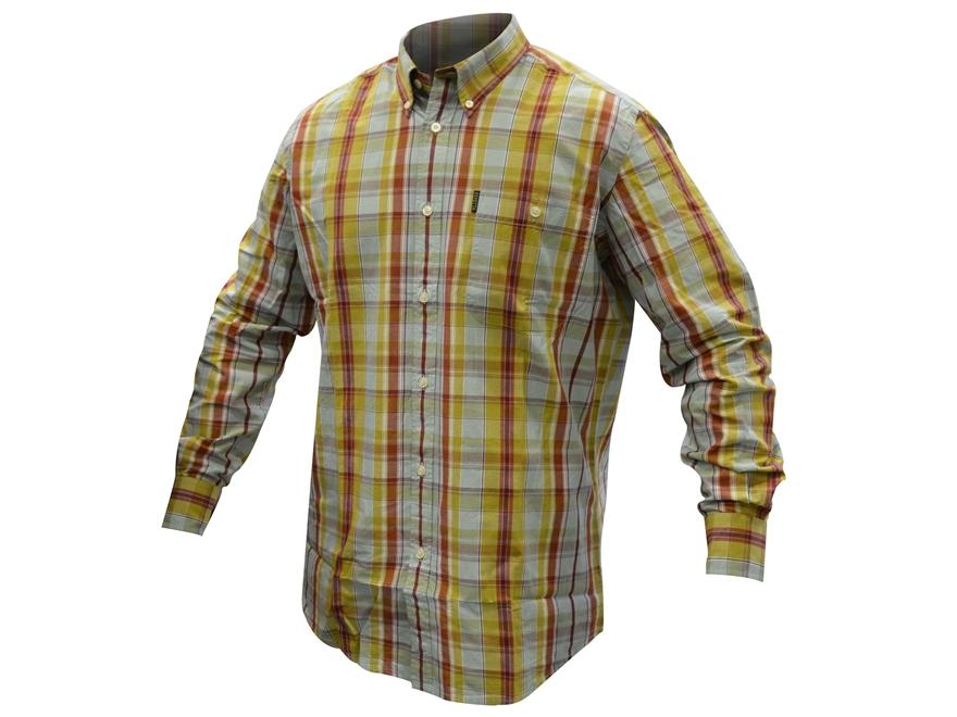 Beretta Men's Drip Dry Shirt Long Sleeve
