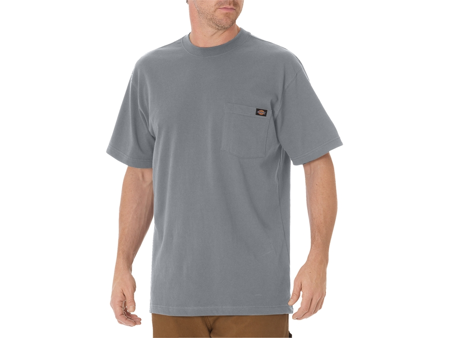 Dickies Men's T-Shirt Short Sleeve Heavyweight Crew Neck