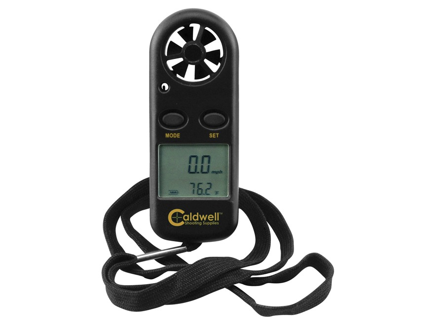 Caldwell Wind Wizard Electronic Hand Held Wind Meter