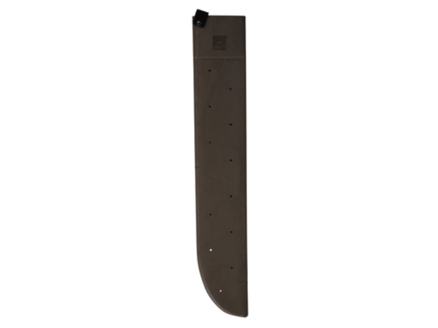 "5ive Star Gear Mil-Spec Machete Sheath for 18"" Machete Pistol Belt Compatible Plastic"