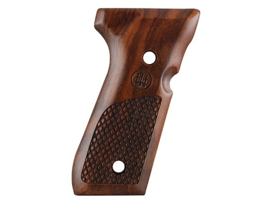 Beretta Grips Beretta 92, 96 with Oval Checkering Walnut