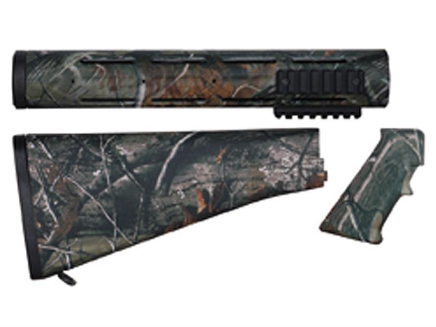 Yankee Hill Machine A2 Buttstock, Rifle Length Customizable Handguard, Pistol Grip Kit ...