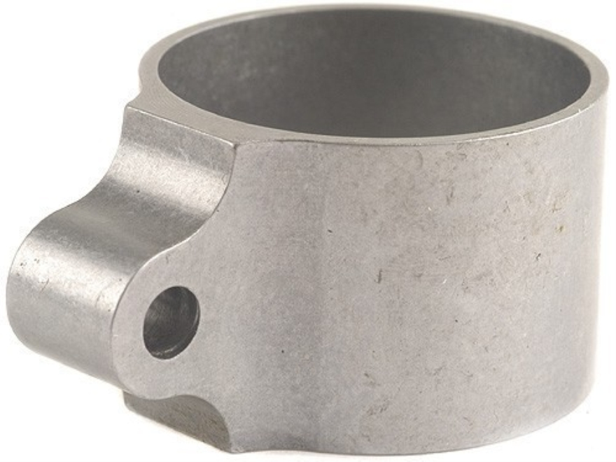 "Talley Barrel Band Sling Swivel Stud .840"" Inside Diameter Steel in the White"