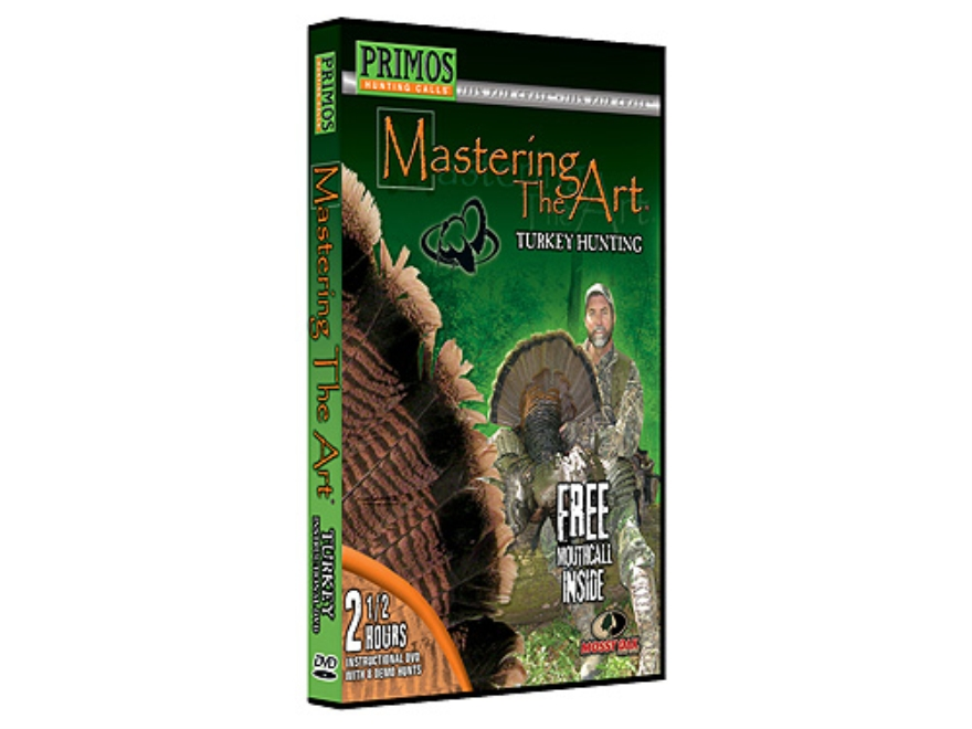 "Primos ""Mastering the Art, Turkey Hunting"" Instructional DVD"
