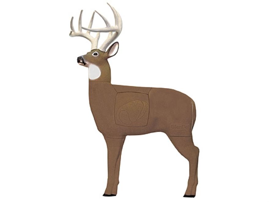GlenDel Pre-Rut Buck 3-D Foam Archery Target