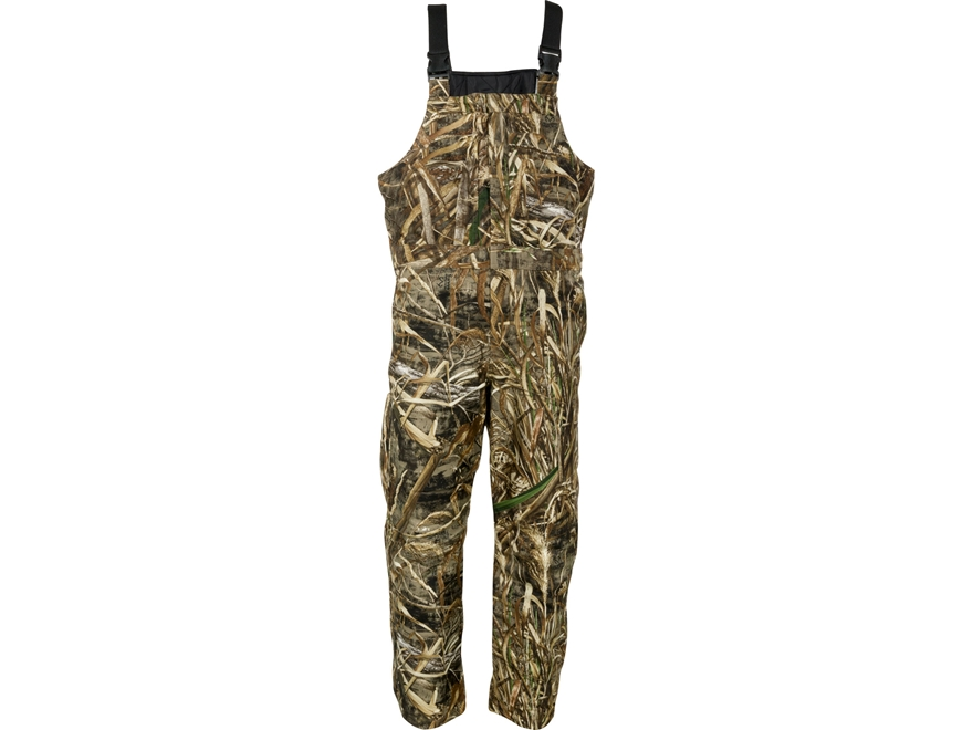 MidwayUSA Men's Duck Creek Bibs