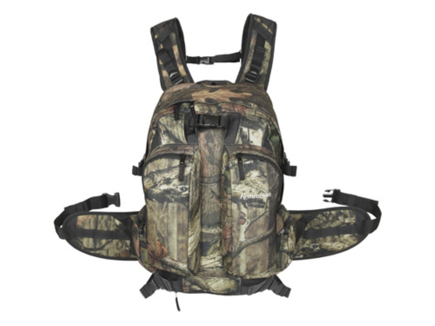 Remington Twin Mesa Hydration Ready Day Pack Nylon Mossy Oak Break-Up Infinity Camo