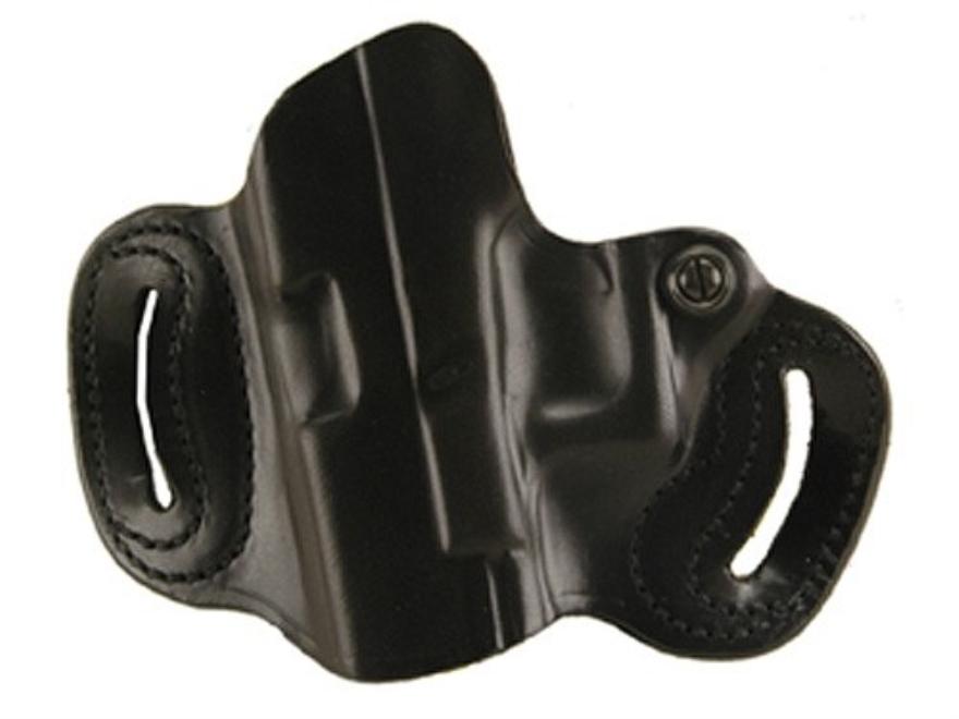 DeSantis Mini Slide Belt Holster Sig Sauer P220, P225, P226, P228 Taurus PT24/7 Leather