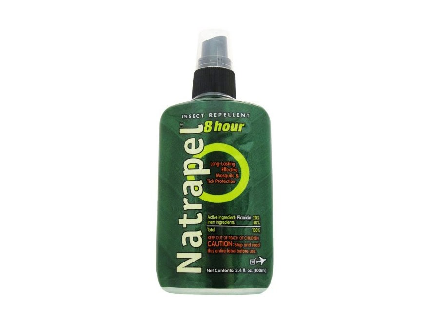 Natrapel 8-Hour Deet Free Insect Repellent Spray 3.4 oz
