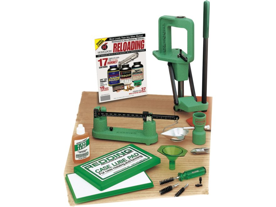 Redding Big Boss Single Stage Press Pro-Pak Kit