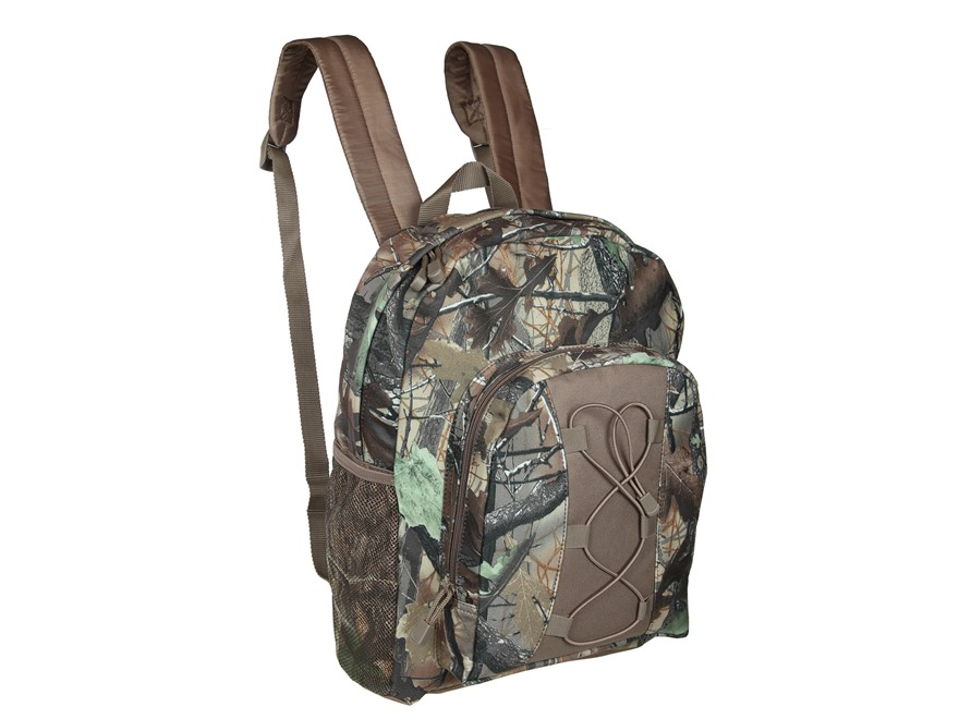 Allen Trooper Day Backpack Polyester Oak Brush Camo
