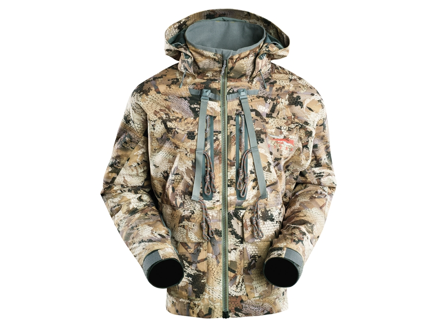 Sitka Gear Men's Delta Wading Jacket Polyester